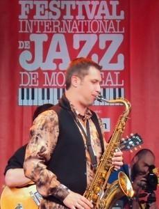 Tihomir Krastev - Saxophonist