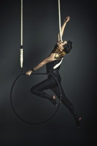 Diego Serna - Aerialist / Acrobat