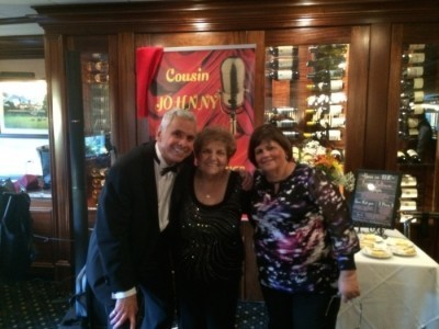 Johnny Cannella New York's Sinatra Singer/ Seniors Entertainment - Frank Sinatra Tribute Act