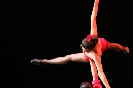 Duo AB - Acrobalance / Adagio / Hand to Hand Act