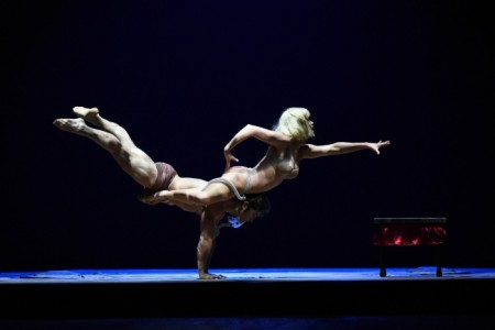 Duo Bray & Miss Skopalova - Aerialist / Acrobat
