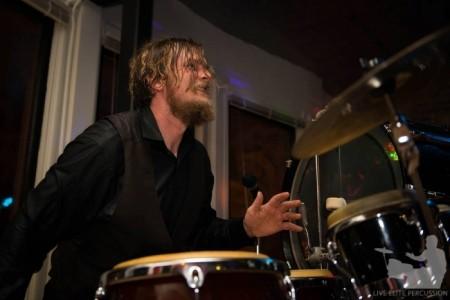 Robert Powell aka 'Bongo Bobby' - Drummer