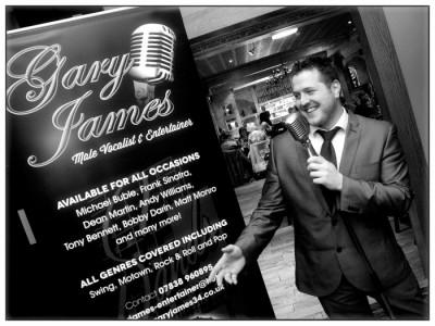 Gary James Jazz - Rat Pack Tribute Act