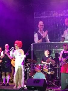Suzy La Croix - Drummer