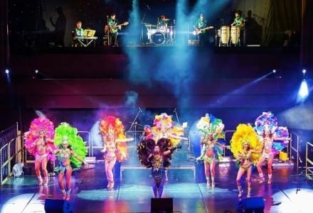 Tropicalia Latin Brazilian Show - Dance Act