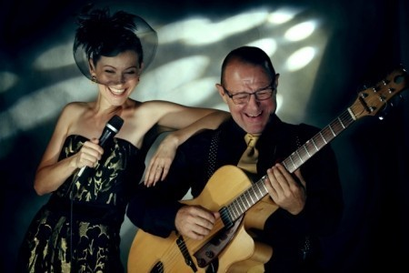 Neven Supreme & BluNea duo - Jazz Singer