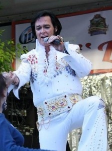Greg Jaqua's tributes to Elvis, Neil Diamond and more! - Elvis Impersonator