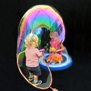 The Bubble Lady - Bubble Performer