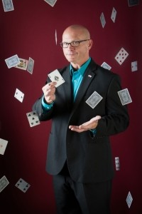 Geoff Williams - Comedy Cabaret Magician