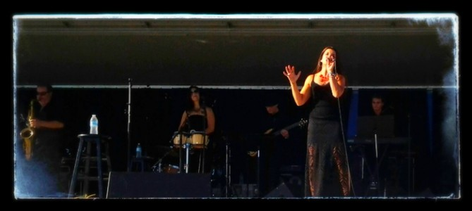 Natalie Pinto - Female Singer