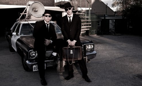 The Birmingham Blues Brothers Tribute Show - Blues Brothers Tribute Band