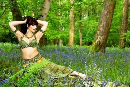 Cherie Marshall - Belly Dancer
