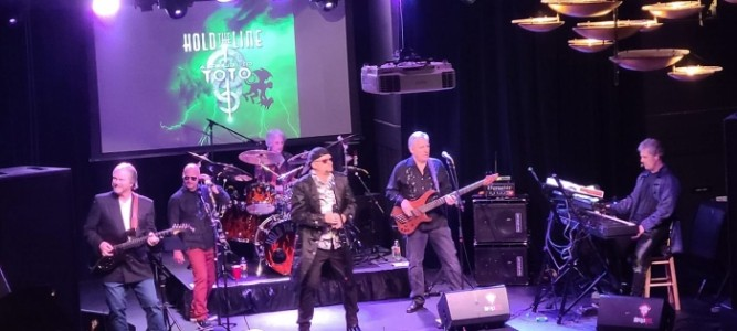 Hold The Line: a Tribute to ToTo - 80s Tribute Band