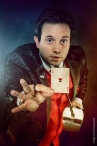 Something Tricky - Cabaret Magician