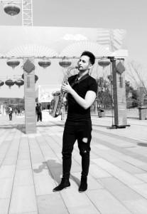 David Ramirez - Saxophonist