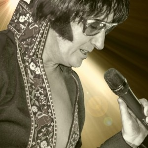 Elvis in Concert - Elvis Impersonator
