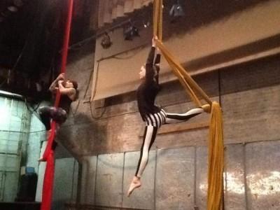 Brittany Loren - Aerialist / Acrobat