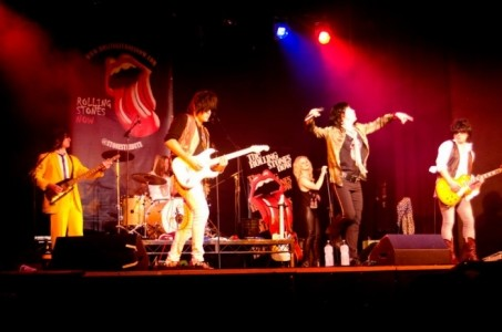 The Rolling Stones Now - The Rolling Stones Tribute Band