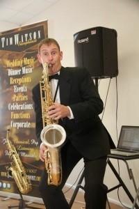 Tim Watson Saxophonist - Saxophonist