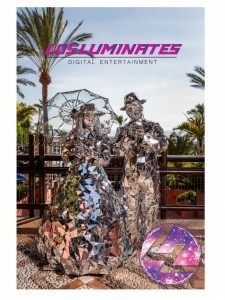 LOS LUMINATES - LED Entertainment