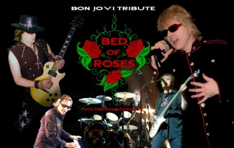 BED OF ROSES - Tribute to BON JOVI image