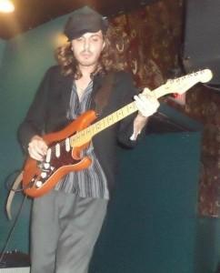 Doru Dvorcsak - Electric Guitarist