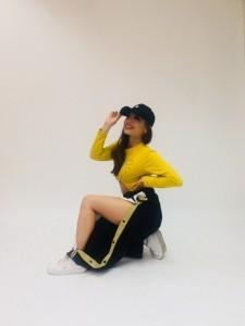 Louise Quan - Female Dancer