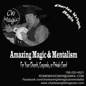 Charles Wright, Magician:Mentalist - Other Magic & Illusion Act
