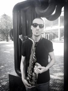 Grgur Savic - Saxophonist