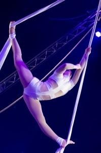 France Artiste : Emma and Loran - Aerialist / Acrobat