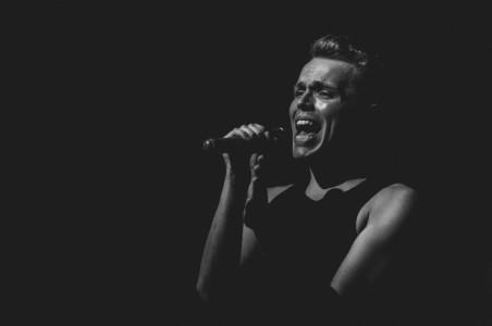Aidan Sadler - Male Singer