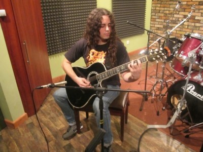 Vinnie Tex  - Electric Guitarist
