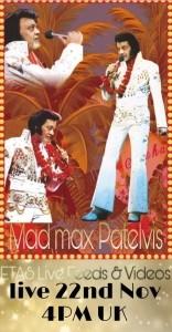 MadMax Patelvis - Elvis Impersonator