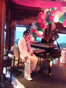 Charlie - Pianist / Keyboardist