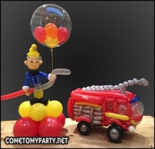Come To My Party - Balloon Modeller