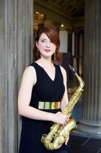 Jennifer McCallum - Saxophonist