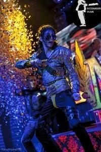 Michael Jackson and Freddie Mercury - Michael Jackson Tribute Act