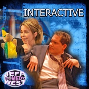 The Jeff West Experience corporate hypnotist show image