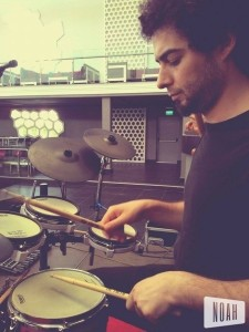 nuri düzel - Drummer