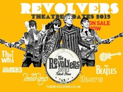 The Revolvers  - 60s Tribute Band