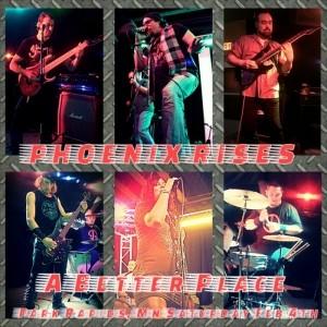 Phoenix Rises - Rock Band