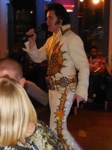 Jasper as ELVIS #8 MILLION Views on YOUTUBE# image