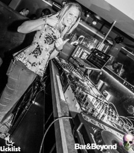 DJ Sebina - Nightclub DJ