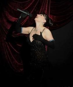 KIRSTY JEFFERY - Female Singer