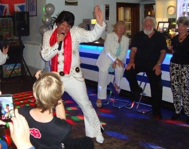 Obviously Elvis - Elvis Tribute Act