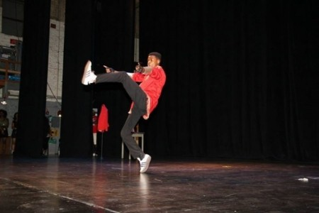 Malak Lunsford - Street / Break Dancer