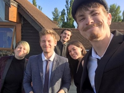 The Graduates image