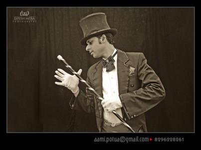 magician sam - Close-up Magician