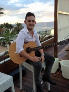 Sam Woodland - Electric Guitarist