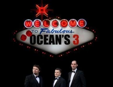 Ocean's 2 / Ocean's 3 - Rat Pack Tribute Act